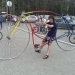 Óriás bicaj