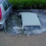 Amikor szerencsétlen a parkolás…..