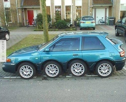 6-tyres-car-very-funny-pic