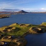 Myvatn-tó, Izland