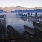 Atitlan tó, Guatemala