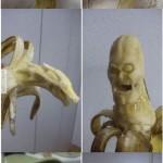 Banán, kanál, fogpiszka és a kész a…