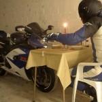 Motoros várható családi élete…