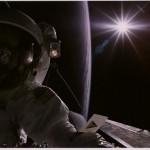 Csak egy űrhajós az űrben…