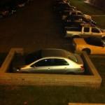 Beparkolt?!?! Ügyes :)