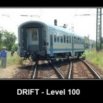 Drift, Level 100 :)