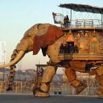 Elefánt járgány
