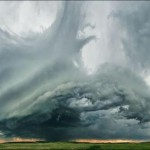 Elképesztő szürreális felhők a világban