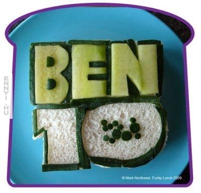 funky lunch ben10-big