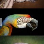 Guido Daniele gyönyörű munkái