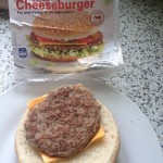 Instant hamburger :)