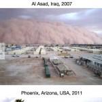 Csak homokviharok, lényűgözően veszélyes