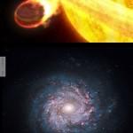 Csak a Hubble űrteleszkóp képei