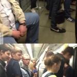 Praktikus megoldás metrón, villamoson…