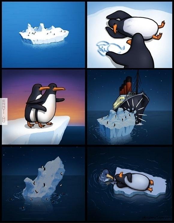 pingvintitanic