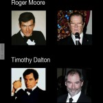 James Bondok, régen és most