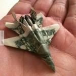 Origami $ Vadászgép
