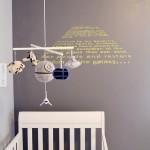 Egy StarTrek apuka, gyerekszobája