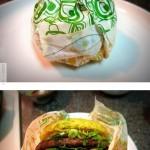 Tészta burger, az új őrület.